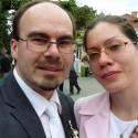 Šťastní (budúci) (novo)manželia :-).
