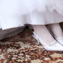 Svadobné topánky (aj po svadbe sú použiteľné :-D).