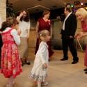 Veľmi podarená fotografia tancujúcich hostí :-)