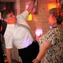 Tanečné kreácie mamičky a strýka.