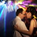 Záverečný tanec mladomanželov.