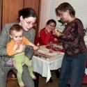 Janka, Andrejka, Mirka a ja.