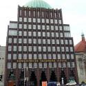 Budova Hannoverských novín.