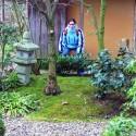 V čínskej (japonskej) časti mestského parku.