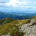 Pohľad z Volovca.